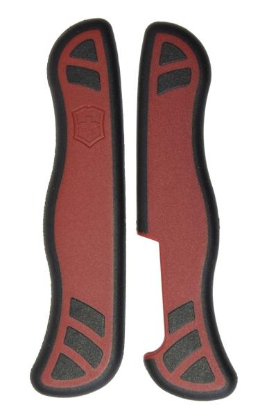 Victorinox Griffschalen 111 mm Rot Schwarz