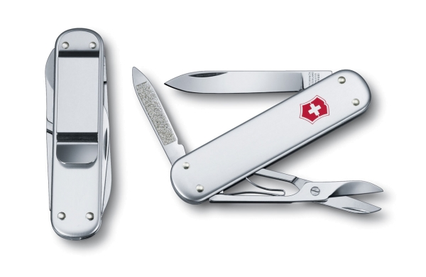 Victorinox Money Clip Alox