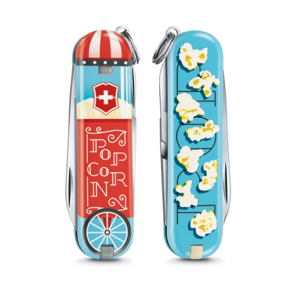 Victorinox Classic Limited Edition 2019 Let It Pop!