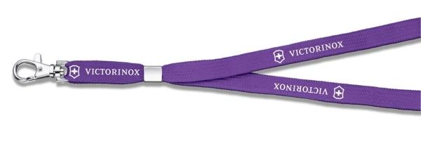 Victorinox Nackenband Violett