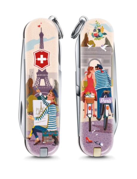 Victorinox Classic Limited Edition 2018 Paris - The City of Love