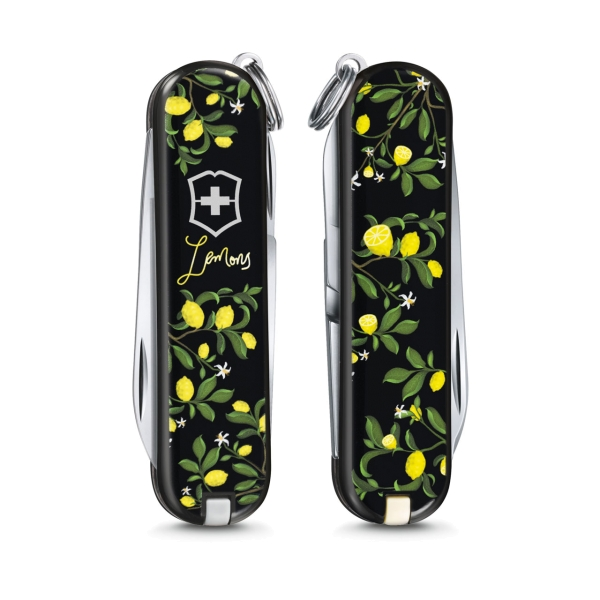 Victorinox Classic Limited Edition 2019 When Life Gives You Lemons