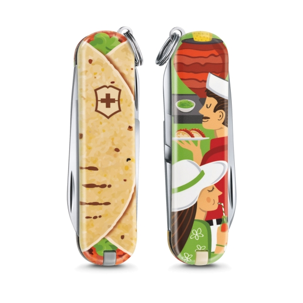 Victorinox Classic Limited Edition 2019 Mexican Tacos