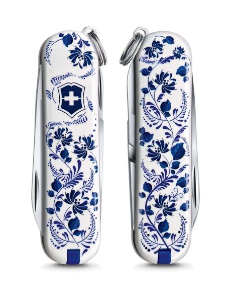 Victorinox Classic Limited Edition 2021 Porcelain Elegance